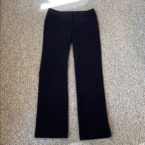 XOXO Black Dress Pants, Size 5/6 EXC! SERVER